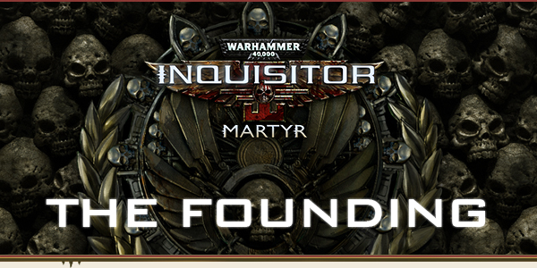Warhammer 40K: Inquisitor - Martyr